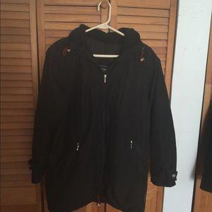 Regent park black jacket